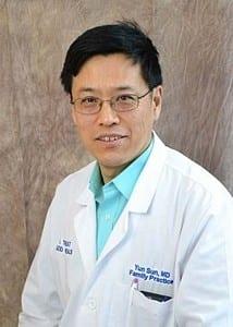 Yun Sun MD, weight loss