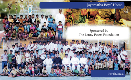 The Lenny Peters Foundation