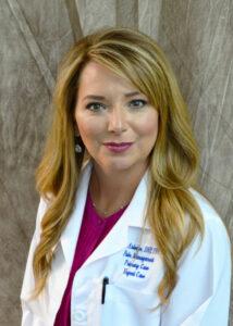 Leslie Arledge DNP MSN, pain management, primary care