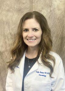 Jennifer M. Eberhart FNP-DCNP, Dermatology